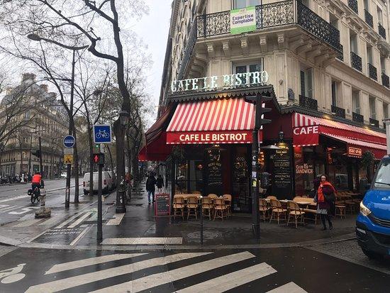 Le Bistro, Paris - 32 boulevard de Magenta, 10th Arr. - Entrepôt ...
