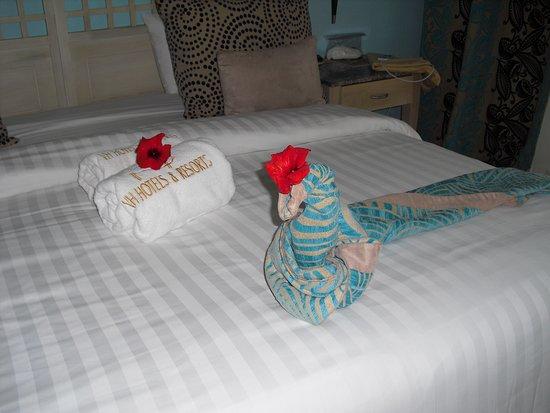 VH Gran Ventana Beach Resort: Premium beach towels.