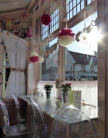 Otford, UK: Sally's Cake Emporium
