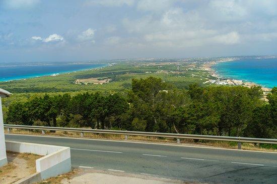 Badkamer Op Formentera : Restaurante el mirador formentera restaurantbeoordelingen
