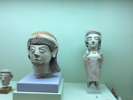 Marion - Arsinoe Archaeological Museum