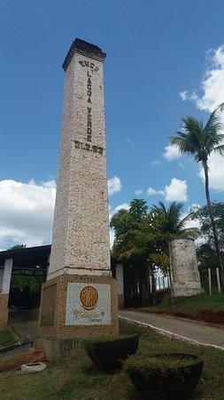 Alagoa Grande: Entrada do Alambique
