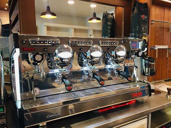 Vaiano, Italy: Antica Caffetteria Trattoria La Foresta