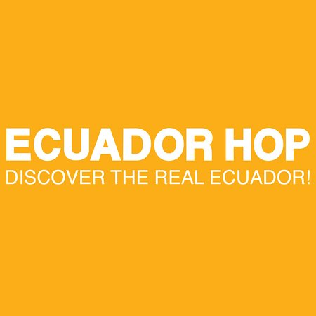 Ecuador Hop: Ecuador Hop logo 