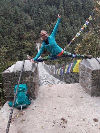 Kathmandu Valley, Nepal: One of the last bridges :)