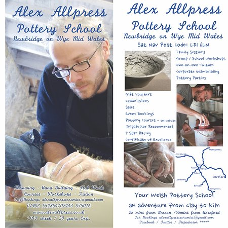 Alex Allpress Pottery School