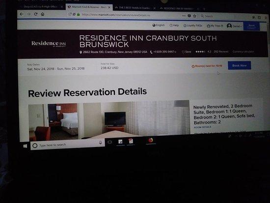Cranbury, NJ: 2 Bedroom Available!