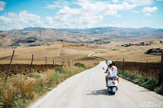 The Vespa Trip