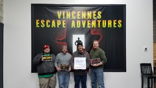 Vincennes Escape Adventures