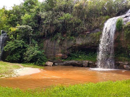 Monte Santo De Minas: Cachoeira da Retífica