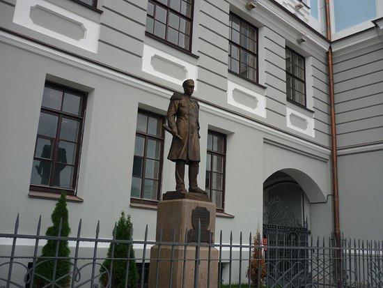 P.S. Nakhimov Monument