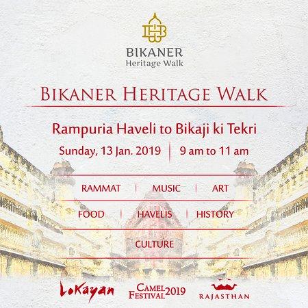 Bikaner Heritage Walk