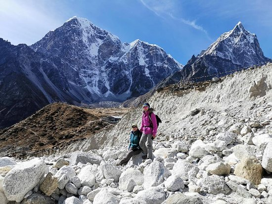 Alpine Glacier Treks