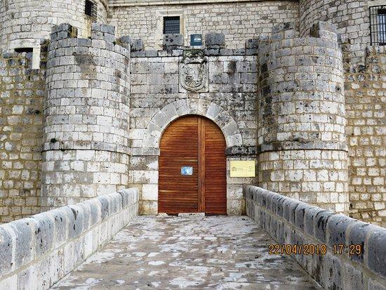Simancas, Spanyol: Замок Симанкас