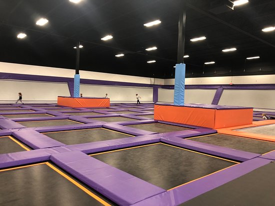 College Station, TX: Altitude Trampoline Park