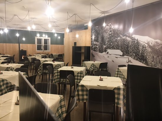 Gerola Alta, Italy: Sala