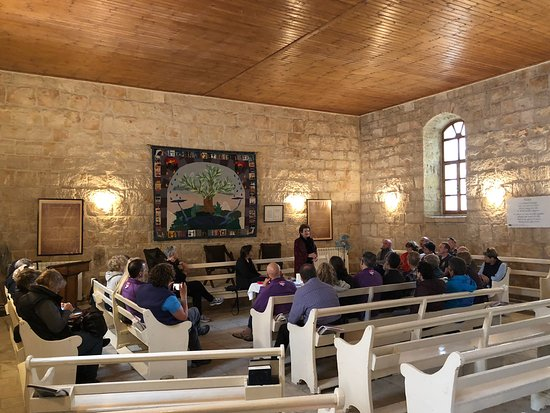 Beyond Borders Tours: Ramallah Tour with a group visiting from New York.