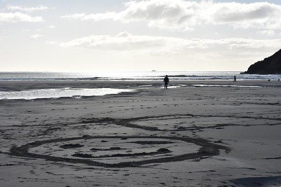 Barleycove Beach: The Beach