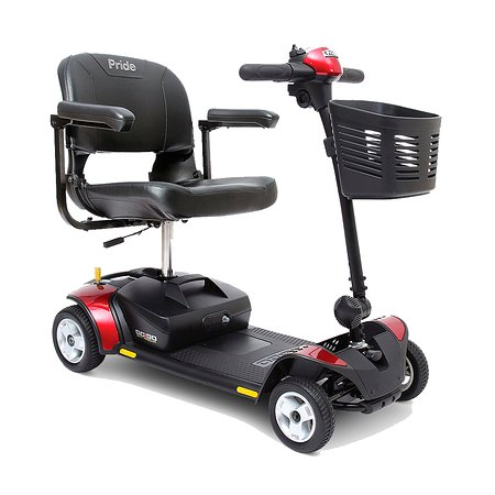 AccessAbility de Mexico: Go-Go Elite Traveller® 4-Wheel