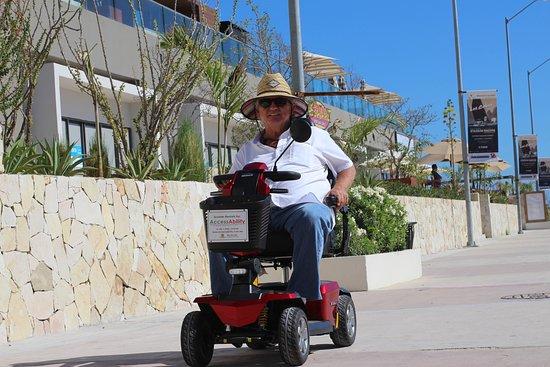 AccessAbility de Mexico: Marina Cabo San Lucas