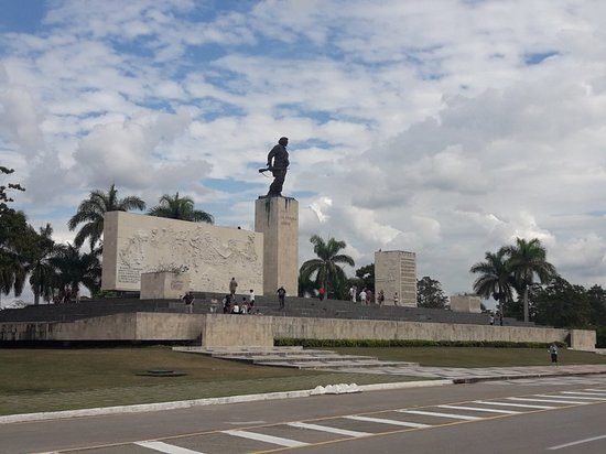 Mausoleo del Che Guevara Foto