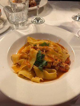 Friendly staff, classic Italian food!