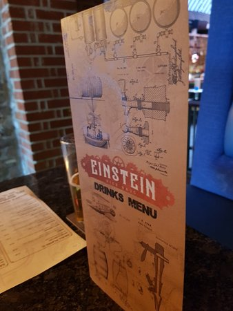Einstein Bier Haus: Great beer hall