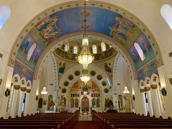 ‪St. Nicholas Greek Orthodox Cathedral‬