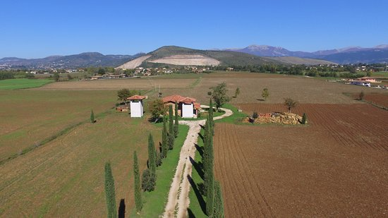 Ferentino, Italy: I campi
