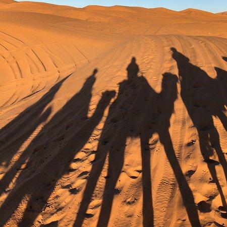 Desert Berber Fire-Camp