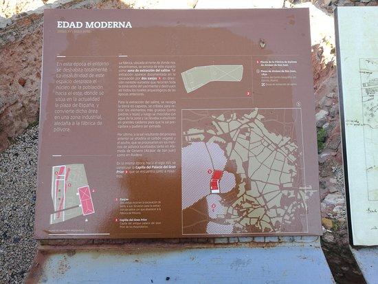 Alcazar de San Juan, إسبانيا: Yacimientos arqueológicos.
