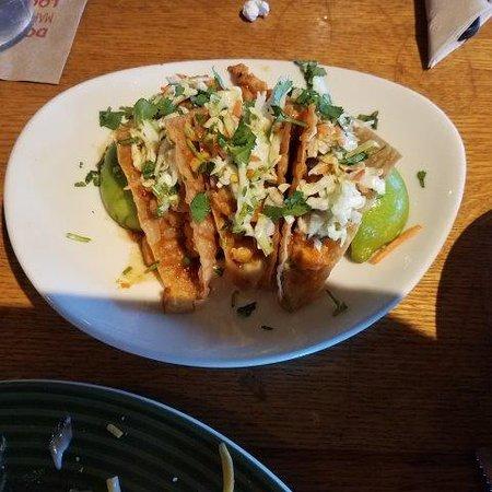 Mount Pleasant, TX: Won Ton Tacos