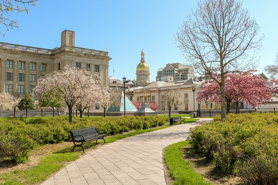 Trenton, NJ: New Jersey State House