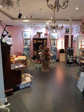 Trianon Galerie: La boutique