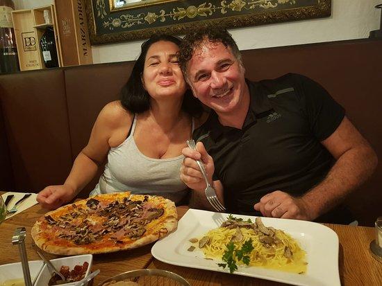 Trattoria Pizzeria Crudo