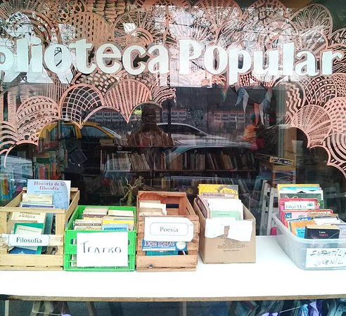 Biblioteca Popular Sudestada