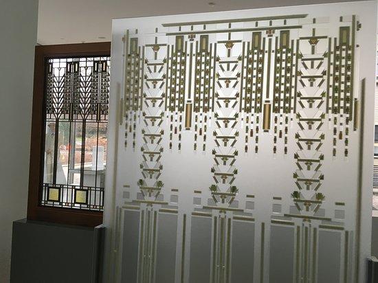 Window designs.