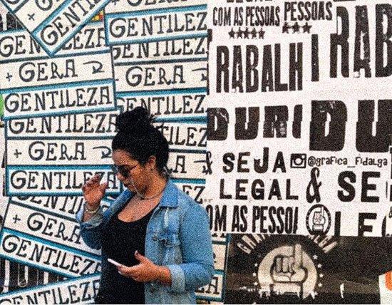 São Paulo, SP: Gentileza Gera Gentileza
