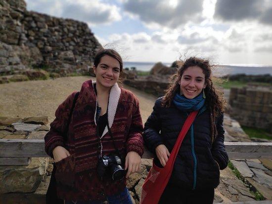 Bolonia, Spanien: Conjunto Arqueológico Baelo Claudia