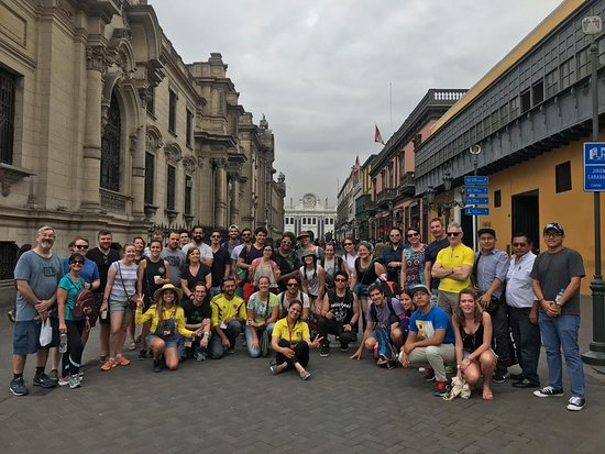 Lima Walking Tour