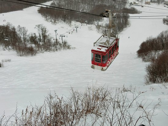 Otaru, Japan: 天狗山スキー場~11