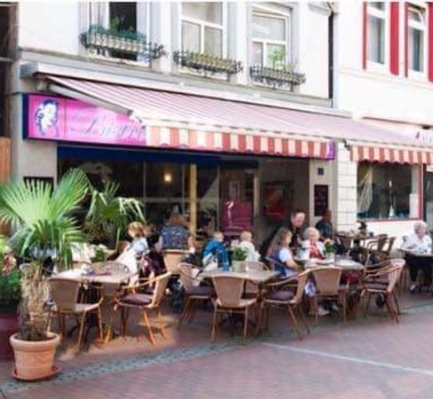 Elmshorn, Germany: Cafe Bistro Monroe's