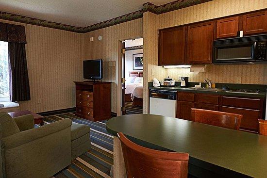 Scottsburg, Индиана: Guest room