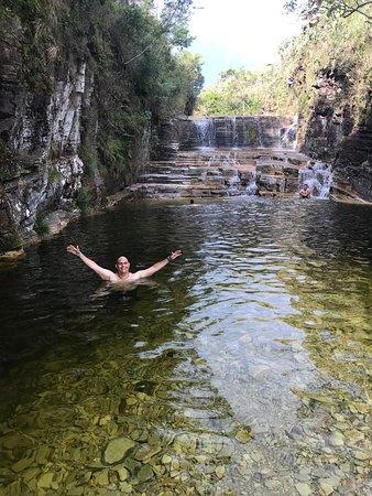 Cachoeira Dicadinha: Lindo lugar!!!