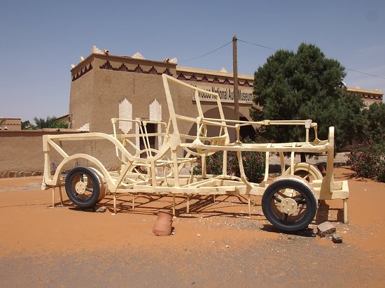 Morocco National 4X4 Auto Museum