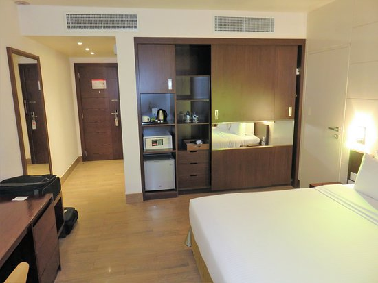IntercityHotel Salalah: Standard double room #607