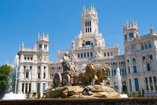 Excursão a Madri de 3 noites...
