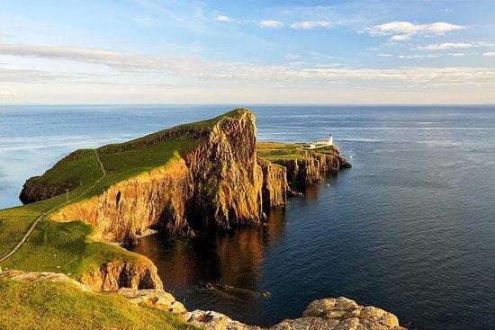 格拉斯哥的3日斯凯岛和苏格兰高地小团体游