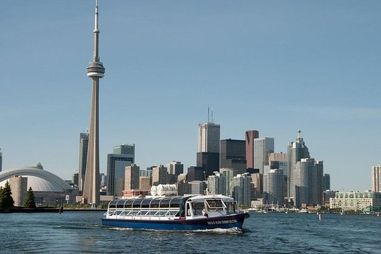Toronto Inner Harbour and Island...
