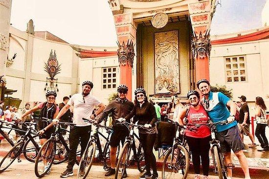 Fahrradtour durch Hollywood